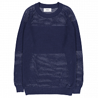 Makia LORAN KNIT DARK BLUE