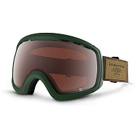 VonZipper FEENOM NLS Sin Hunter Green/Persimmon Chrome