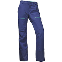 The North Face W POWDER GUIDE PANT INAU BLUE (BH2)