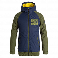 DC TROOP YOUTH JKT B SNJT INSIGNIA BLUE