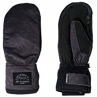Saga INSULATED MITTEN BLACK CAMO