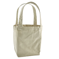 Patagonia MINI TOTE Live Simply Wind Powered: Bleached Stone