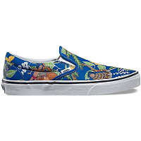 Vans Classic Slip-On (Disney) The Jungle Book/classic blue