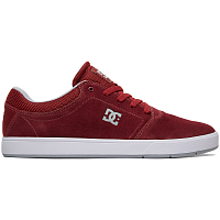DC CRISIS M SHOE BURGANDY/DAWN
