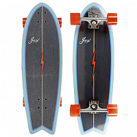YOW POWER SURFING SERIES SURFSKATE 3