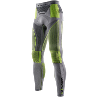 X-Bionic XB MAN RADIACTOR EVO UW PANTS LONG Iron/Yellow