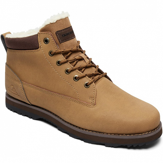 Ботинки QUIKSILVER MISSION V M BOOT FW от Quiksilver в интернет магазине www.traektoria.ru - 2 фото