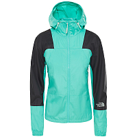 The North Face W MTN LHT WINDSH JKT RETRO GRE (N0Q)