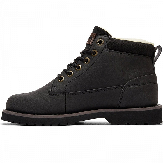 Ботинки QUIKSILVER MISSION V YOUTH B BOOT FW18 от Quiksilver в интернет магазине www.traektoria.ru - 3 фото