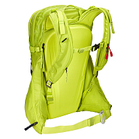 THULE UPSLOPE SNOWSPORTS RAS BACKPACK Lime Punch