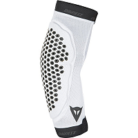 Dainese SOFT SKINS ELBOW GUARD WHITE/BLACK