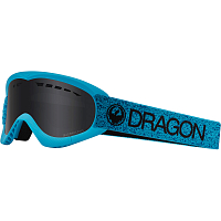 Dragon DXS BLUE/DARK SMOKE