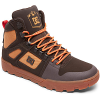 DC PURE HT WR BOOT M BOOT Chocolate Brown