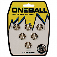 ONEBALL TRACTION - MILITARY STARS FW17 ASSORTED