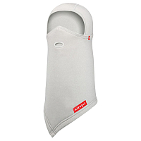 Airhole BALACLAVA HINGE - POLAR HEATHER WHITE
