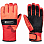 DC FRANCHISE GLOVE M GLOV RED ORANGE DCU CAMO MEN