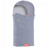 Airhole BALACLAVA COMBO HEATHER GREY