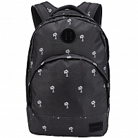 Nixon GRANDVIEW BACKPACK BLACK/WHITE