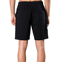 Rusty OFF THE HOOK ELASTIC SHORT BLACK