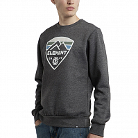 Element GUARD CREW CHARCOAL HEATHE