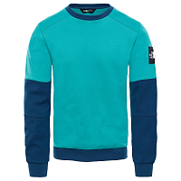 The North Face M FINE CREW SWEAT PORC.GREE (2RW)
