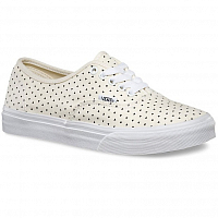 Vans AUTHENTIC SLIM (Micro Hearts) classic white/black