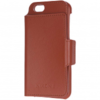 Nixon RADAR IPHONE 6 WALLET Dark Brown