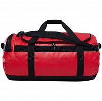 The North Face BASE CAMP DUFFEL TNF RED/T (KZ3)