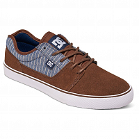DC TONIK SE M SHOE BROWN/BLUE