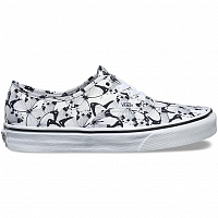 Vans Authentic (Butterfly) true white/black