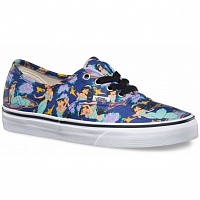 Vans Authentic (Disney) Jasmine/deep ultramarine