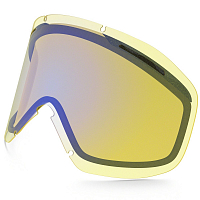 Oakley O2 XM 101-120-002 /HI YELLOW IRIDIUM