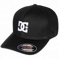 DC CAP STAR 2  HDWR BLACK