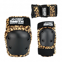 Smith Scabs PADS 3 PACK LEOPARD