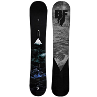 BF SNOWBOARDS ADVANCED 157