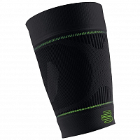 Bauerfeind SPORTS COMPRESSION SLEEVES UPPER LEG BLACK
