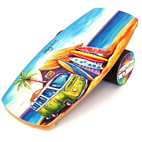 PRO BALANCE SURF VAGON MULTICOLOR
