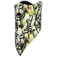 Airhole FACEMASK STANDARD - 2 LAYER PENGUINS
