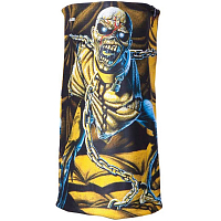 Celtek SCRIBBLE NECK GAITER IRON MAIDEN PIECE OF MIND
