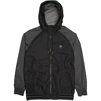 Billabong ALL DAY WINDBREAKER BLACK