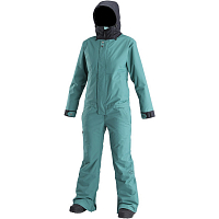 Airblaster WOMEN'S INSULATED FREEDOM SUIT GNU HOT TEAL