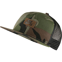 Nike U NK PRO CAP TRUCKER MEDIUM OLIVE