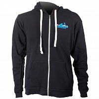 Spark R&D SNOWED IN HOODY BLACK