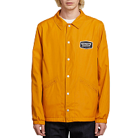Volcom BREWS COACH JACKET CAMEL