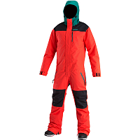 Airblaster INSULATED FREEDOM SUIT GNU HOT CORAL