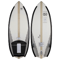 Ronix HEX SHELL 2 - THE CONDUCTOR White / Carbon