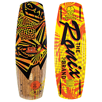Ronix EL VON VIDEL SCHNOOK NU CORE 2.0 Orange / Yellow / Black Stripes