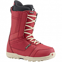 Burton INVADER RED