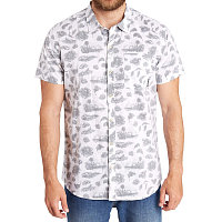 Billabong DARK SUNRISE  SS WHITE