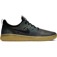 Nike SB NYJAH FREE PRM MULTI-COLOR/BLACK-GUM LIGHT BROWN